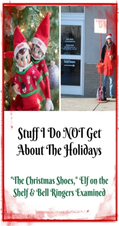 Stuff I Do Not Get About The Holidays