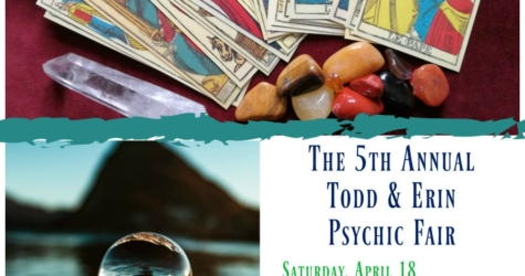The Psychics Already Know You're Coming to the Todd & Erin Psychic Fair